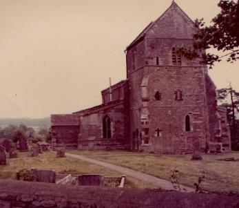 Church near Wadenhoe 2
