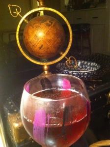wine w globe