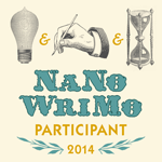 NaNoWriMo Participant-2014-Square-Button