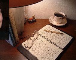 desk w gilded 8