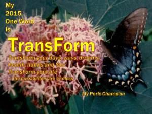one word TransForm 1