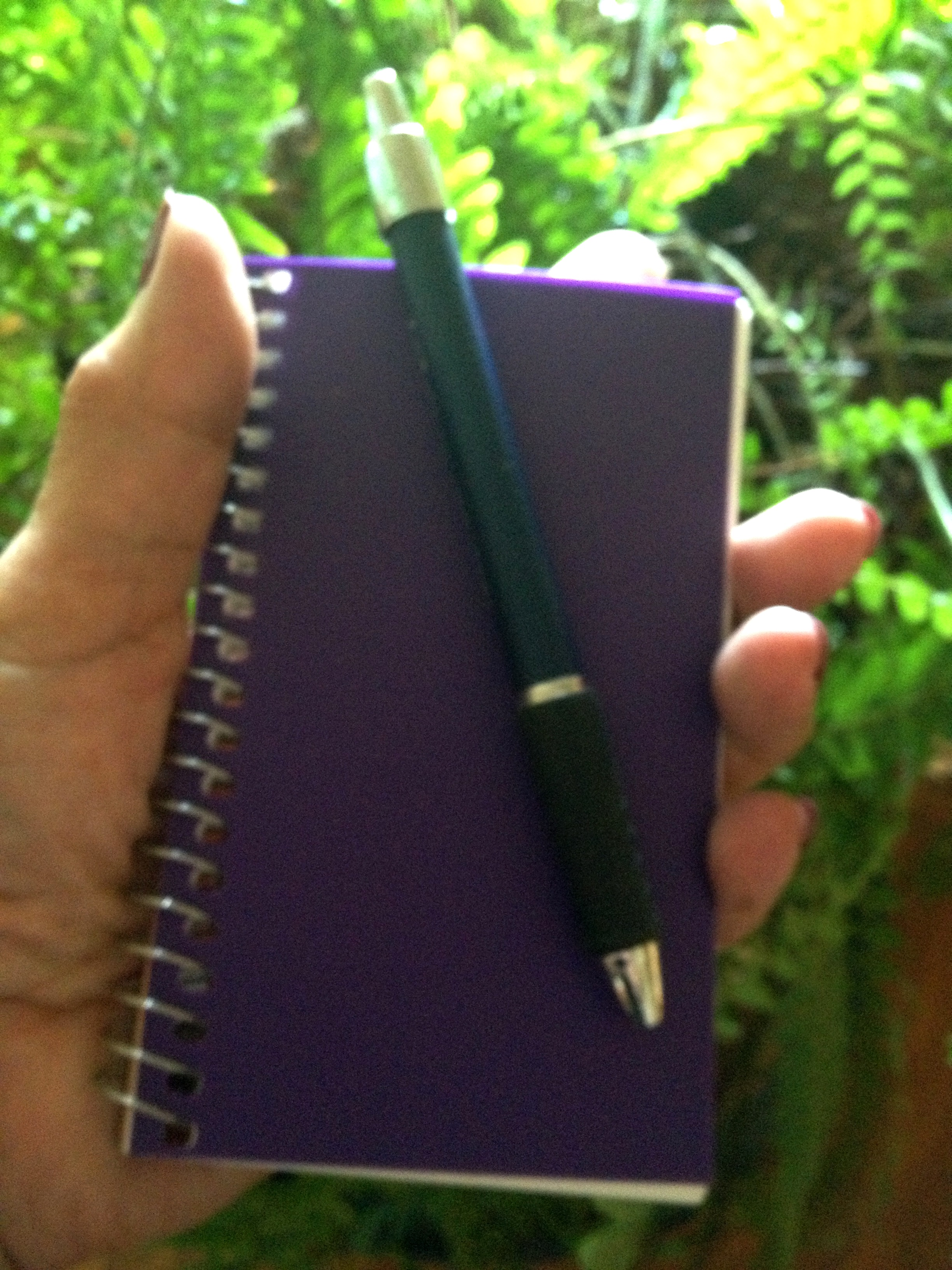 mini notebook